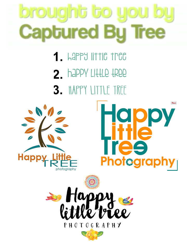 Happy Little Tree Photography Blog