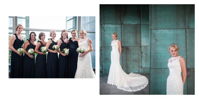 Erin  Ryan Wedding Album Pages2